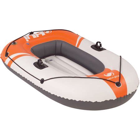 inflatable boat walmart sevylor one person inflatable boat walmart