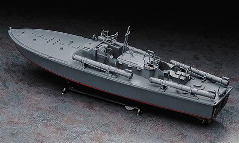 pt boat model kit hasegawa pt boat black lagoon 1 72 model kit