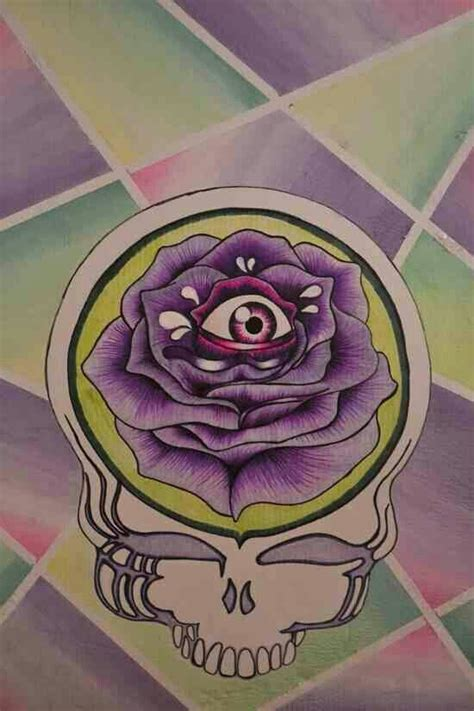 steal your face tattoo designs your grateful dead deadhead 4ever