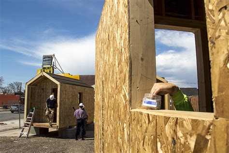 Tiny House Community Colorado by It S Officially Move In Day For Denver S Tiny Home