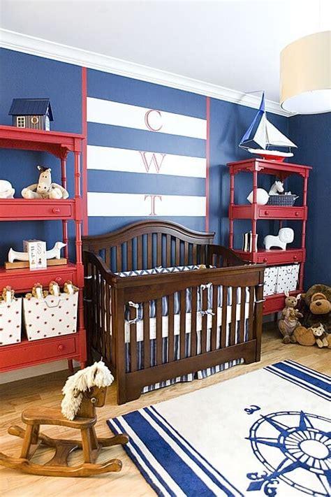 baby boy nursery design ideas
