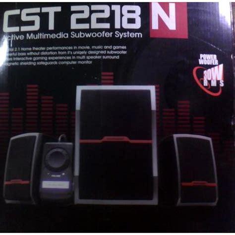 Simbadda Cst 2218n harga jual speaker simbadda cst 2218n