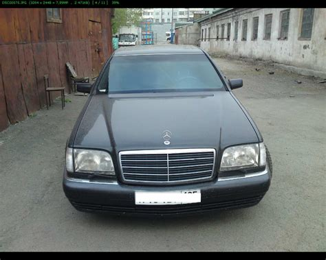 how cars run 1997 mercedes benz s class regenerative braking 1997 mercedes benz s class wallpapers 5 0l gasoline fr or rr automatic for sale
