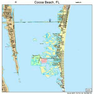 cocoa florida map cocoa florida map 1213175
