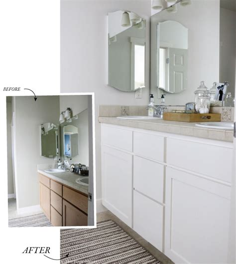 builder bathroom makeover if you only have a small budget for a bathroom makeover