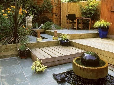 Small Backyard Idea Small Yard Design Ideas Hgtv