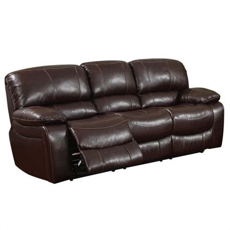 global furniture usa leather reclining sofa sofas in