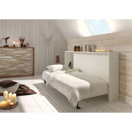 meuble lit rabattable 1 ou 2 personnes base