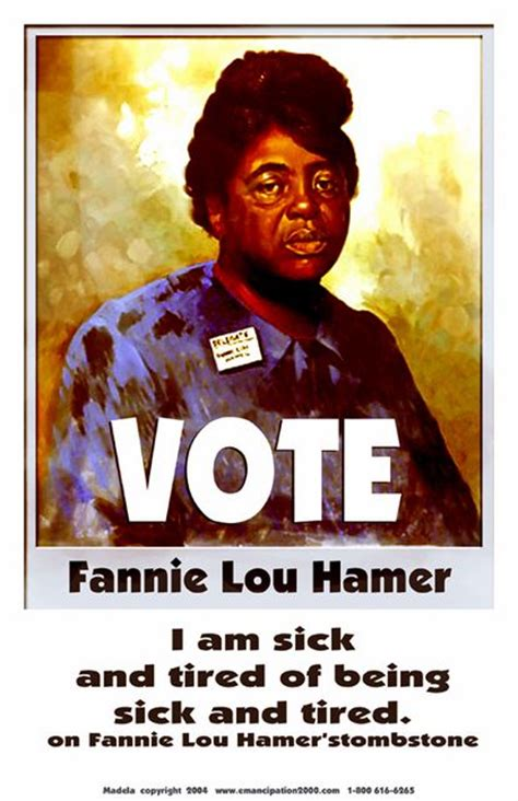 fannie lou hamer sncc pin by coffey on herstory pinterest