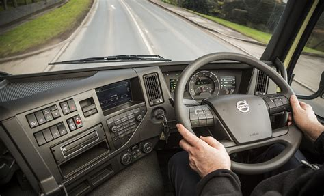 Truck Interior by Volvo Vnl 780
