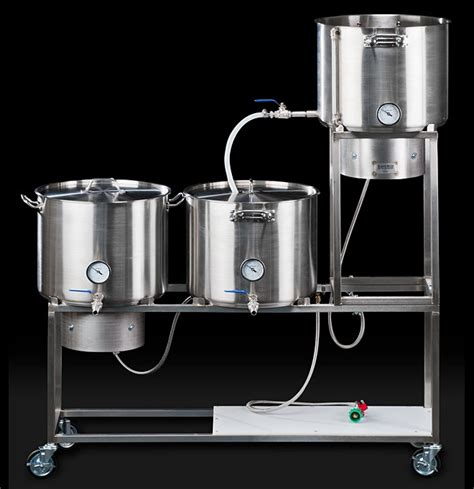 high tech home brew kit would make robot swoon wired