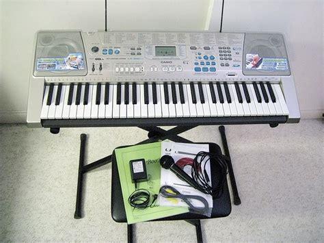 Keyboard Casio Lk 300tv vandantech casio lk 300tv