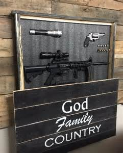 gun decor best 25 gun storage ideas on