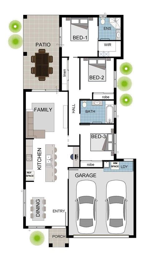 townsville builders house plans house plans townsville 3 bedroom house in bushland grove happy day grady homes