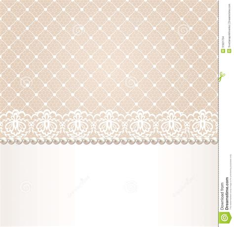 Wedding Lace Border Clip by Pearl Border Clipart 66