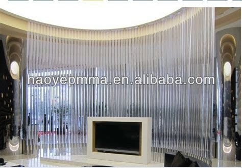 curtain bars curtain rod clear plexiglass bar buy clear plexiglass