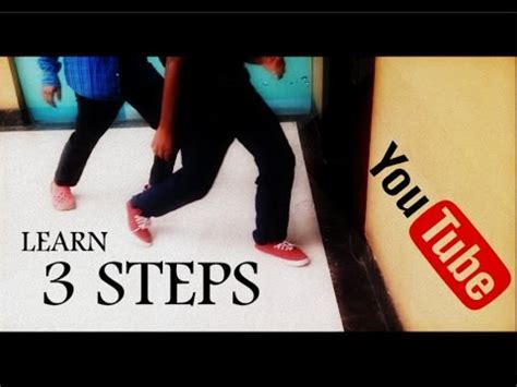 dance tutorial no other how to dance tutorial no 2 basic footwork youtube