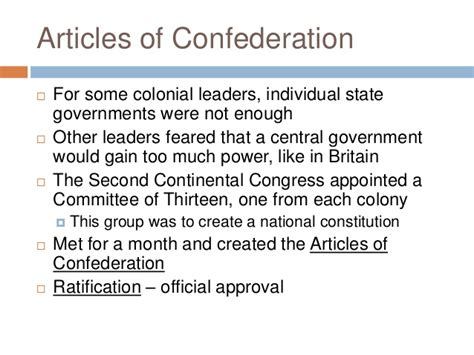 the ottoman central government appointed officials called articles of confederation