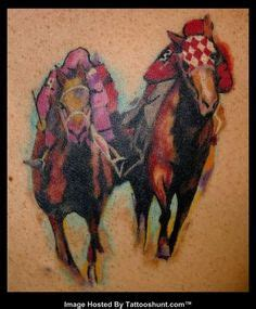 thoroughbred tattoo lookup thoroughbred racehorse ballpointpen drawing ink