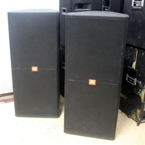 jbl srx 700 series srx725 2 way dual 15 quot high power two way loud speaker pair