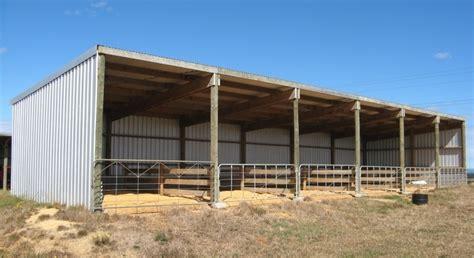 Calf Shed Plans by Farm Buildings Plans Wolofi