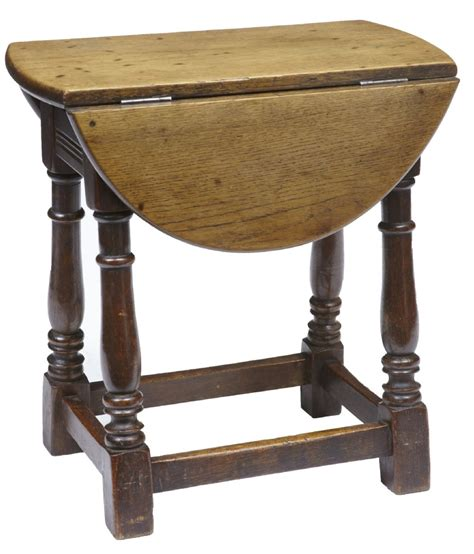 unusual side tables unusual 19th century small oak dropleaf side table
