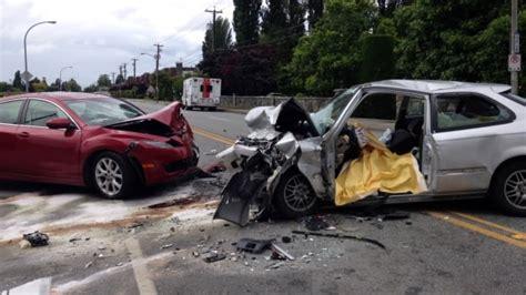 dead   hospital   car crash  richmond bc