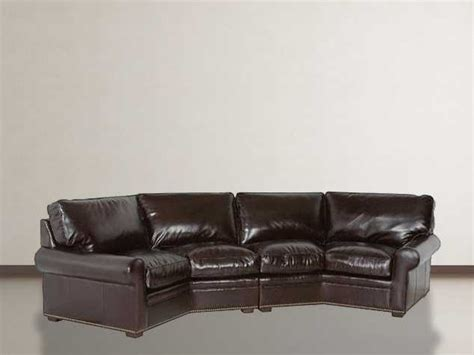 Classic Leather Sectional by Classic Leather Sectional Sofa Clsfmorganr