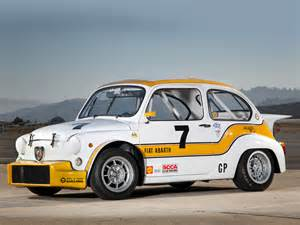 Fiat 1000 Abarth Fiat 600 Abarth 1000 Tcr Boule De Nerf De L Essence