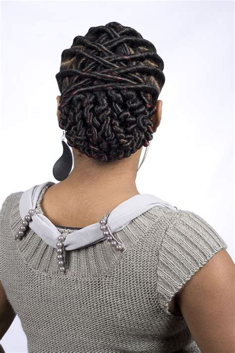 silky flat twist styles silky flat twists with squiggly bun styles by twist
