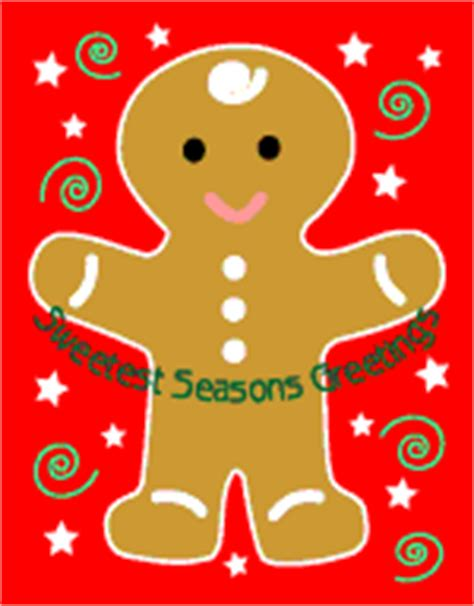 free printable christmas card with gingerbread man printable gingerbread christmas card