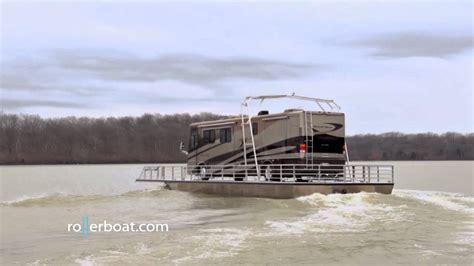 boat n rv rollerboat roller boat is the hibious rv rental
