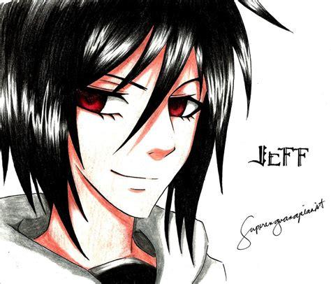 Anime Jeff The Killer by Saturania S Profile