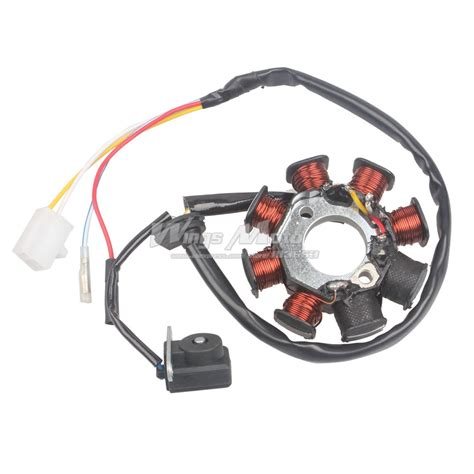 buy wholesale gy6 150cc stator from china gy6 150cc