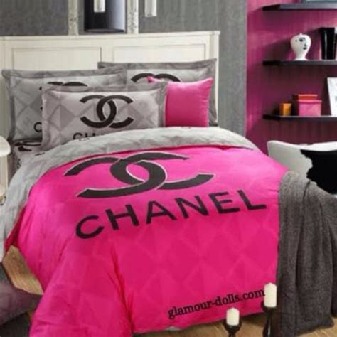 chanel inspired bedroom bag home accessory bedding bedroom chanel inspired