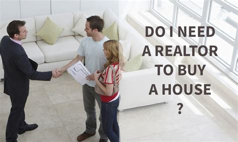 i need to buy a house with no down payment do i need a realtor to buy a house rentpost blog