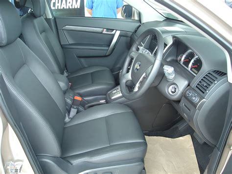 chevrolet captiva interior only chevrolet captiva car interior autocars wallpapers