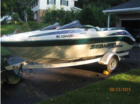 sea doo boats for sale michigan sea doo challenger 1800 boats for sale in michigan