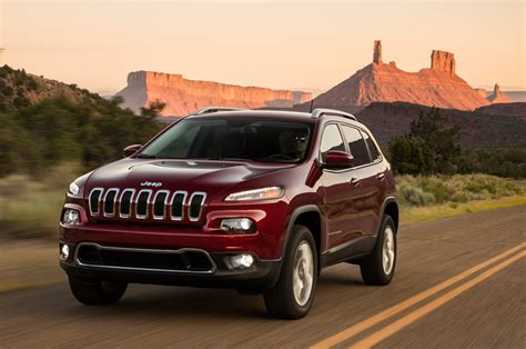 Jeep Cherokkee 2014 Jeep Drive Motor Trend
