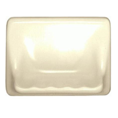 bathroom soap dishes shop american olean bathroom accessories white composite