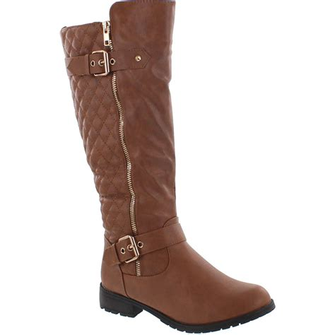 best s leather boots top moda s bally 32 knee high quilted leather