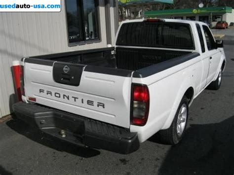 for sale 2003 passenger car nissan frontier spartanburg insurance rate quote price 5995