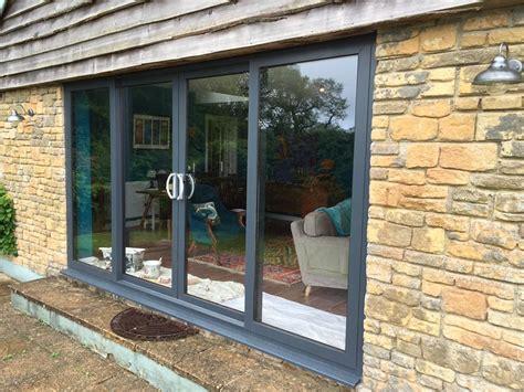 Aluminium Patio Sliding Doors Aluminium Doors Bifold Patio Doors Rbright Windows