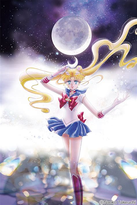 new mangas new sailor moon covers book 1 featuring sailor