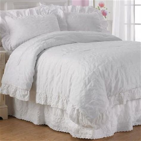 white eyelet comforter set 28 images white eyelet