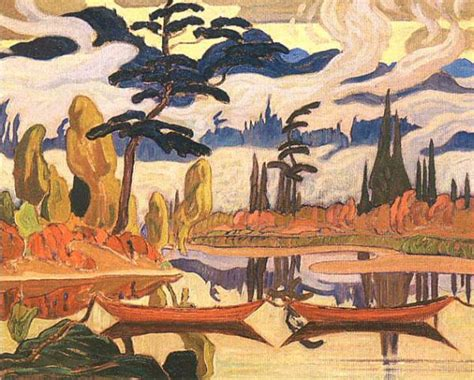Landscape Artists In Canada Of Seven Expert Authentication Certificates Of