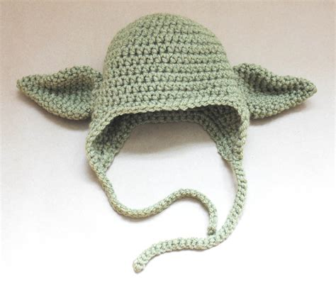 pattern crochet hat free crochet yoda hat repeat crafter me