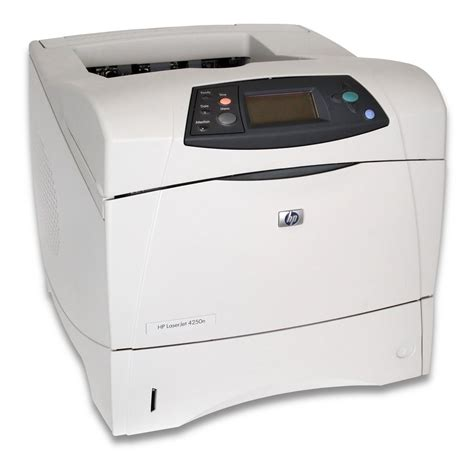 Printer Hp Laser hp 4250 laserjet printer mcr rental solutions