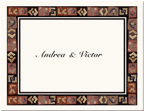 free printable african stationary displaying 16 gallery images for kente cloth border