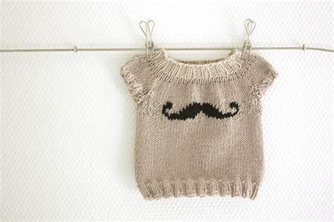 sweater design maker mini moustache baby sweater pattern make